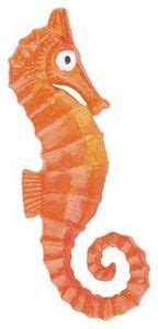 How To Make A Seahorse Out Of Paper - seahorse wood cut out to paint mosaic or decoupage 10