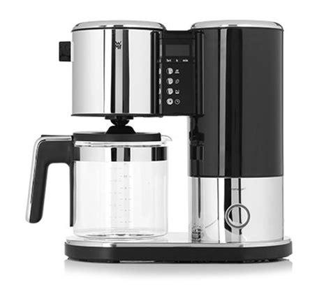 wmf kaffeemaschine glas lc display timer funktion inkl