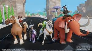 Disney Infinity Disney Infinity And A Trailer Show The Lone