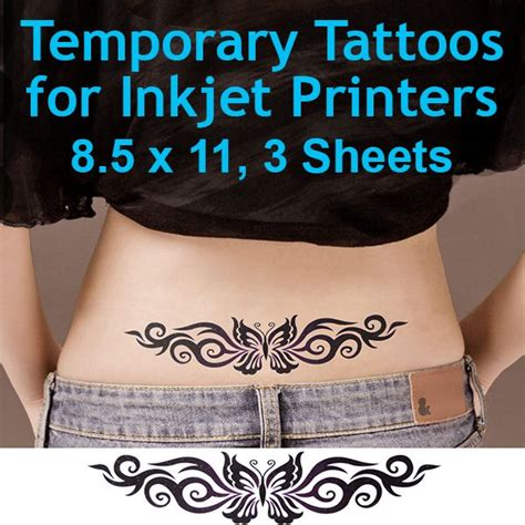 inkjet tattoo paper indonesia 17 best ideas about temporary tattoo paper on pinterest