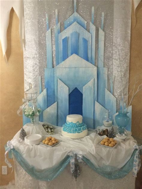 castle themed decorations 25 best ideas about frozen castle on disney