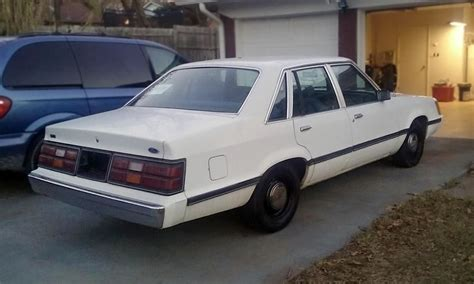 1985 Ford Ltd by Package 1985 Ford Ltd Ssp