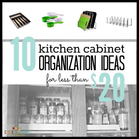 kitchen cabinet organization everything in it s place 9 best smart place for everything images on pinterest