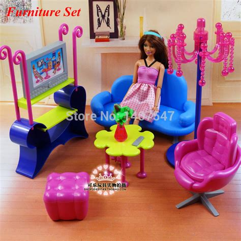 2014 new doll furniture accessories for barbie sofa 2015 new doll house furniture accessories for baby doll