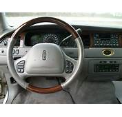 2001 Lincoln Town Car  Interior Pictures CarGurus