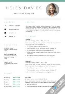 Cover Letter Cv Template by Cv Template Cv Cover Letter Template In Word