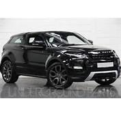 Range Rover Evoque Black Dynamic Gloss Edition Pack