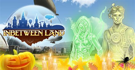 Free Land Giveaway - halloween giveaway inbetween land is free on all platforms