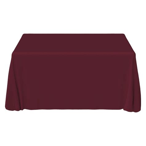 standard spot printed tablecloths promotional textiles