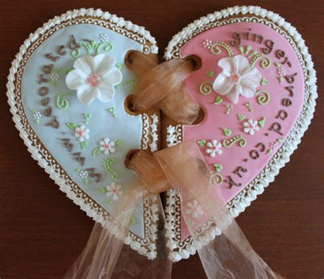 Decorated Gingerbread by Gingerbread Biscuit Decorated Biscuits Wedding