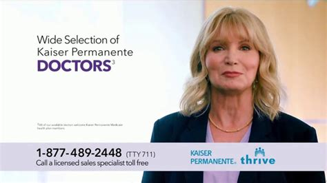 Kaiser Commercial Actress | kaiser permanente senior advantage tv commercial great