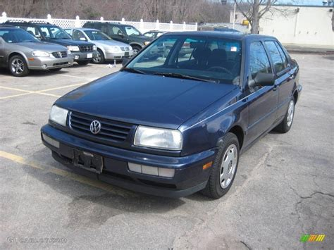 1998 Volkswagen Jetta by 1998 Porcelain Blue Metallic Volkswagen Jetta Gl Sedan