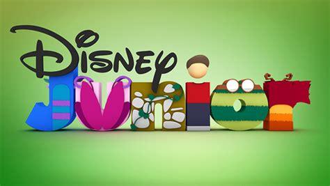 Bumper 3d Karakter Disney disney junior on behance