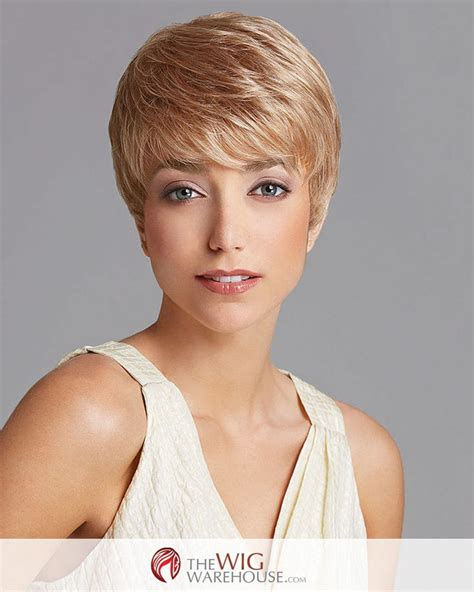 light and wispy bob haircuts light and delightful the pixie perfect wig by gabor is a