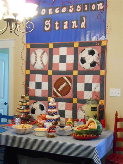 Sports Themed Baby Shower by 120 Best Images About Sports Theme Baby Shower On