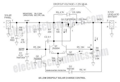 12v charge controller circuit diagram 12v ldo solar charge controller control circuit