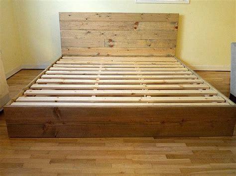 pinterest diy platform bed platform bed frame