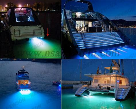 types of underwater boats free shipping led surface mount marine light ip68 9w type