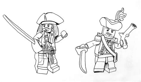coloring pages lego pirates coloriage lego pirate 224 imprimer sur coloriages info