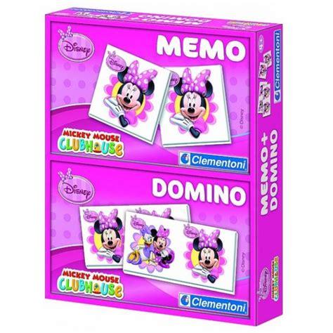 Memo Karet Hello By Hkkshop minnie maus 2 in 1 memo domino spiel mouse ebay