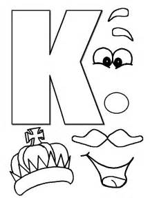 letter k template 17 best ideas about letter k crafts on letter