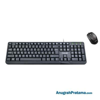 Keyboard Usb Terbaru jual prolink pccm 2002 usb classic keyboard mouse