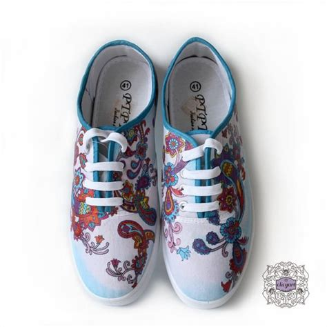 Decoupage Canvas Shoes - 1000 images about custom on canvas sneakers