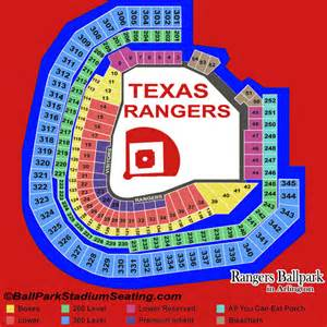 globe park in arlington seating chart view map 2017