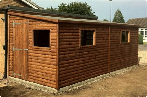 timber workshops garages north yorkshire