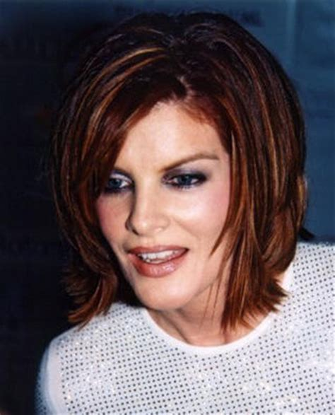 Rene Russo Hairstyles by 15 From To Medium Haircuts With Sassy Buns