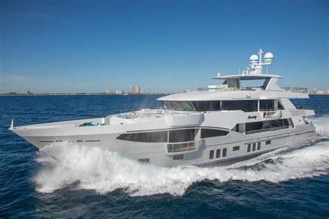 yacht boat 2016 iag tri deck motor yacht power boat for sale www