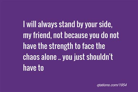 By Your Side always by your side quotes quotesgram