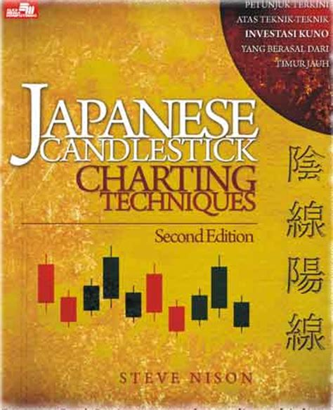 Buku The About Japan teknik pembuatan grafik candlestick kiat investasi