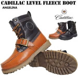 Cadillac Boot Angelina1 Rakuten Global Market Antique Level Fleece