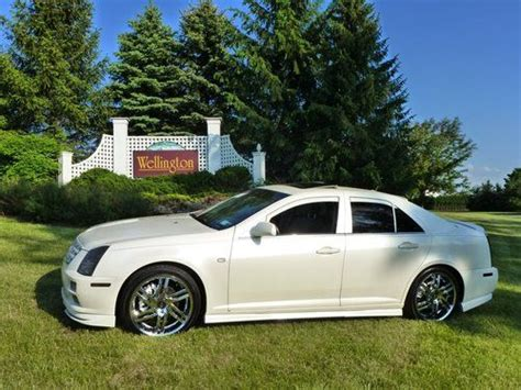 How To Make Handmade Sts - purchase used 2007 custom designed cadillac sts 4