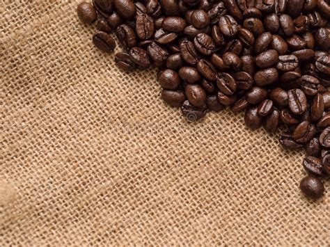 coffee sack wallpaper coffee bean background stock image image of abstract