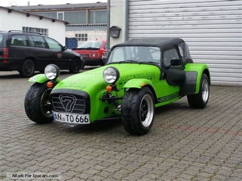 2008 caterham lhd 2 0l duratec car photo and specs
