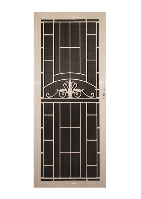 Decorative Security Screen Doors by Decorative Screen Doors Asi Security Doors Adelaide