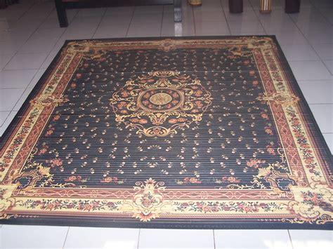 Karpet Motif ragam motif karpet bambu rifakarpet