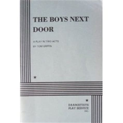 The Boys Next Door Play 1000 images about schools on the boy next door yearbook quotes and overly manly