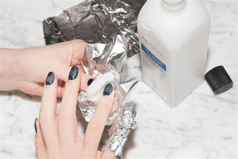 how to nail 2 best ways to remove gel nail at home