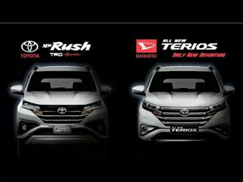 interior new terios 2018 2018 all new toyota rush daihatsu terios indonesia