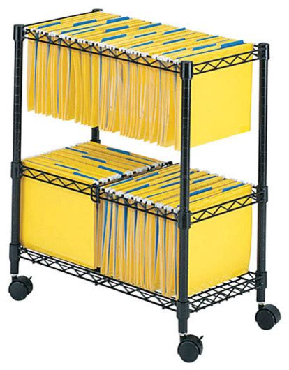 2 tier filing cabinet safco 2 tier rolling file cart contemporary filing