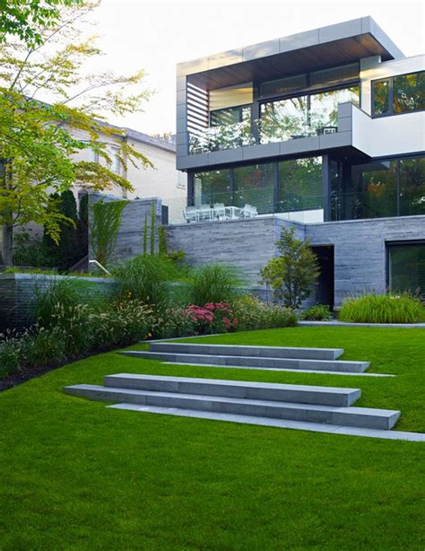 Landscape Architecture Ontario The Toronto Residence Designed By Belzberg Architecture