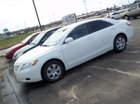 2007 Toyota Camry Gas Mileage Toyota Camry 2007 Beaumont Mitula Cars