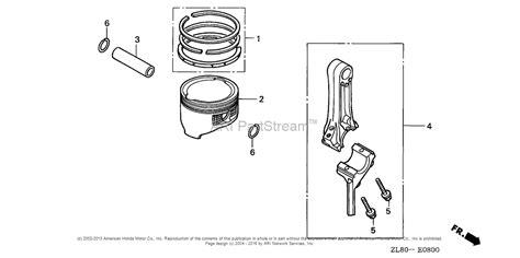 honda gc160 parts diagram honda engines gc160 pha engine jpn vin gcah 1000001 to