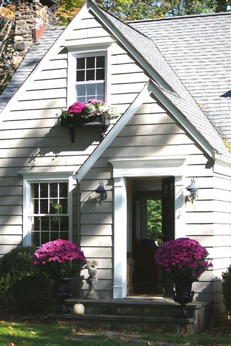 fall curb appeal fall curb appeal connecticut in style