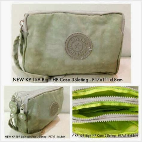 Dompet Hp Kipling 4 Resleting dompet hp 3 resleting terbaru 159b big