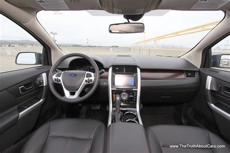 Interior Ford Edge by Ford Edge 2012 Interior