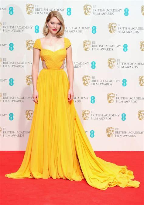 lea seydoux bafta lea seydoux 2015 bafta awards in london